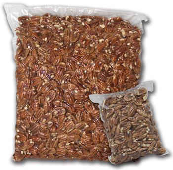 vacuum sealed nuts